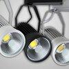 ไฟส่องเฉพาะจุดแบบราง LED Track light COB 20W B